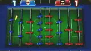 FIFA 09 Wii Table Football
