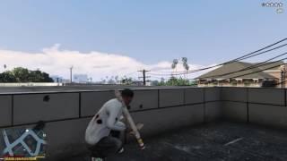 GTA 5 - Война с полицией