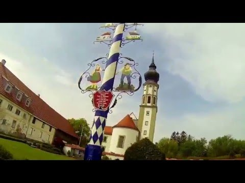 96,8km cycling tour through south Germany -  Bavaria