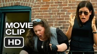 The Heat Movie CLIP - Awfully Heavy (2013) - Melissa McCarthy, Sandra Bullock Movie HD