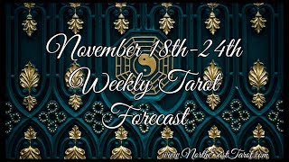 Aries ♈️ Weekly Forecast November 18th-24th 💙🙏🏼