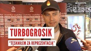 Kamil Grosicki: Nie ma już łatwych rywali (eliminacje do EURO 2020)