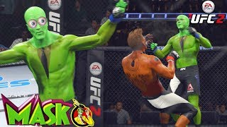 The Mask Is Too Strong! I Learned My Lesson! EA Sports UFC 2 Ultimate Team Gameplay
