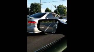 Ek Coupe Redlight Burnout (Cop)