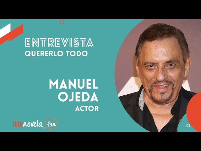 Entrevista con Manuel Ojeda