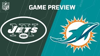 Jets vs. Dolphins (Week 9 Preview) | Around the NFL Podcast | NFL