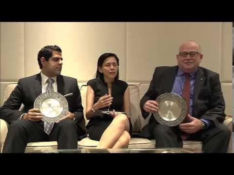 Interview -Swiss Reinsurance Company, Winner Employer of the Year