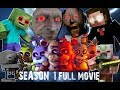 Monster School : SEASON 1 FULL MOVIE -  FNAF , GRANDPA & GRANNY - Minecraft Animation