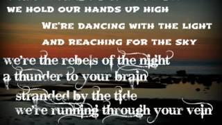 Italobrothers Up 39 N Away lyrics on screen.mp3