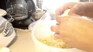 Tortitas De Papa Con Nopales.wmv Comida Mexicana Mexican Food