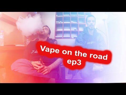 [Greek] Vape on the road ep3
