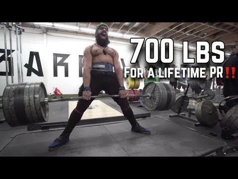 700 DEADLIFT PR | Conventional to Sumo | Post-WO NUTRITION