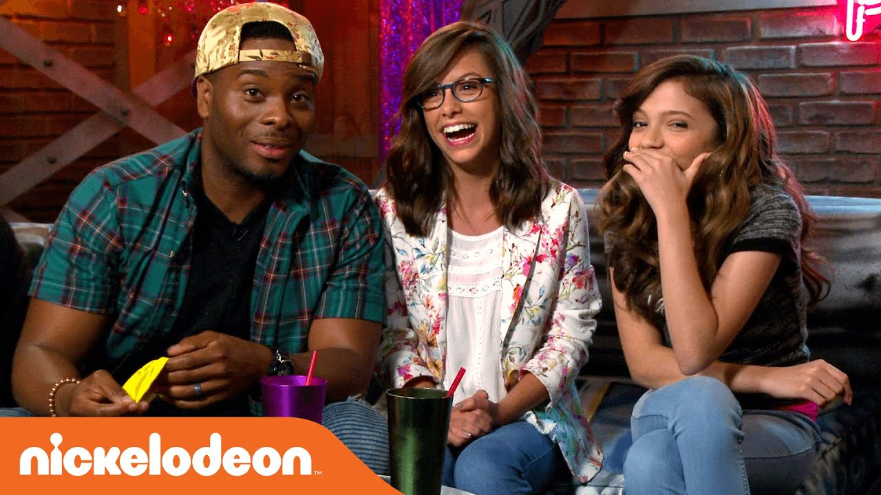 Game Shakers The After Party Secret Level Nick Youtube