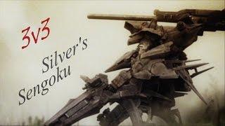 Armored Core: for Answer - 3v3 Silver Sengoku【#ACFA】