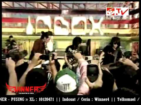 WINNER - Pusing @ Inbox SCTV (11-07-11)