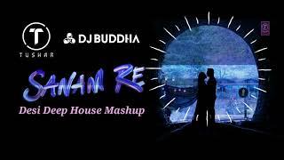 Sanam Re (Desi Deep House Mashup)   DJ Tushar & DJ Buddha Dubai   Arijit Singh   Tinlicker