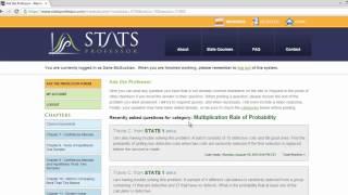 Online Statistics Forum