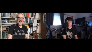 The Hamilton Movie SPOILERCAST - Still Untitled: The Adam Savage Project - 7/7/20