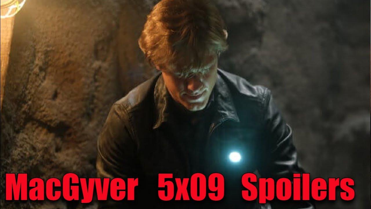 Download MacGyver | 5x09 | Details & Spoilers | Season 5 Episode 9 Sneak Peek