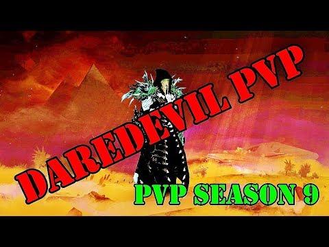 Guild Wars 2 - DareDevil PvP Season 9 #WhyAmIMad thumbnail