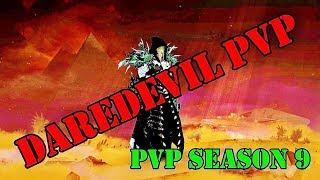 Guild Wars 2 - DareDevil PvP Season 9 #WhyAmIMad