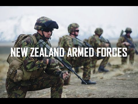 New Zealand Armed Forces 2017