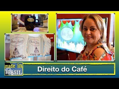 MADE IN BRASIL - Direito do Café