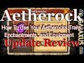 |:|Aetherock Update|:| Aetherocks, Augmenting, Enchantments and Equipment Explained (Castle Clash)
