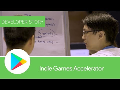 Indie Games Accelerator Journey   The Gentlebros (Android Developer Story)