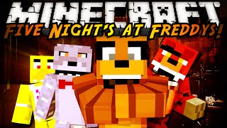 Minecraft: FIVE NIGHT'S AT FREDDY'S! (MAXIMUM FAILURE!)(OH DEAR GOD, THE HORRIFYING GAME IS BROUGHT INTO MINECRAFT! WELP, HERE WE GO AGAIN! CHECK OUT THE MAP HERE!, 2014-10-10T18:26:52.000Z)