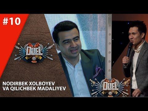 Duel   ZO'R TV 10-soni (Nodirbek Xolboyev vs Qilichbek Madaliyev)