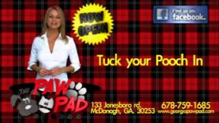 Dog Boarding Atlanta Georgia - The Georgia Paw Pad