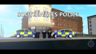 ROBLOX: South Wales Police (Officer #1) Drugs house raid