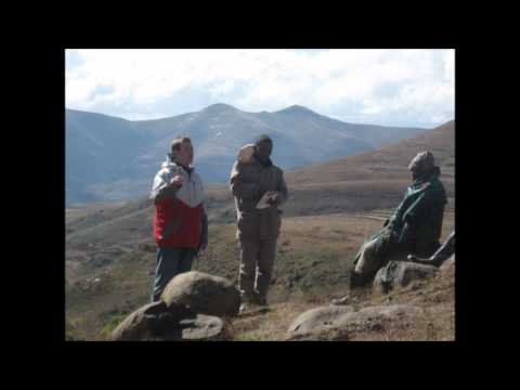 Trip to Lesotho