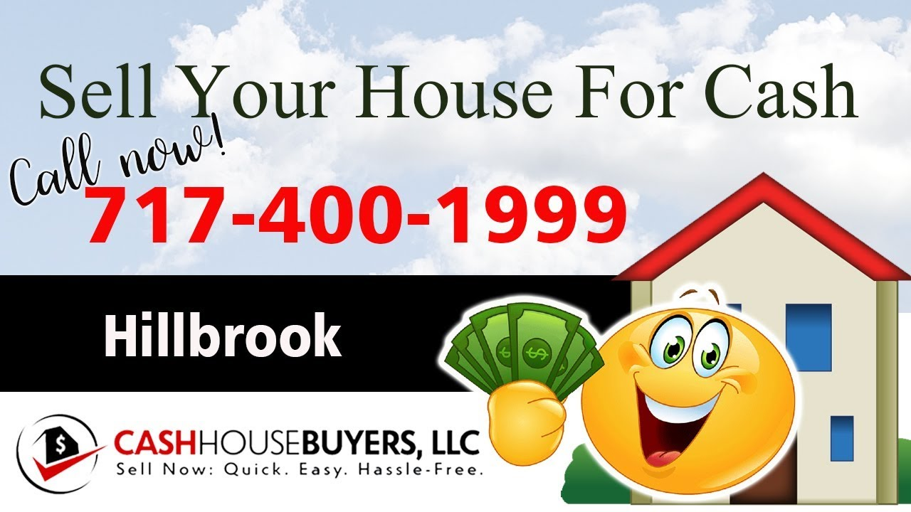 SELL YOUR HOUSE FAST FOR CASH Hillbrook Washington DC   CALL 717 400 1999   We Buy Houses