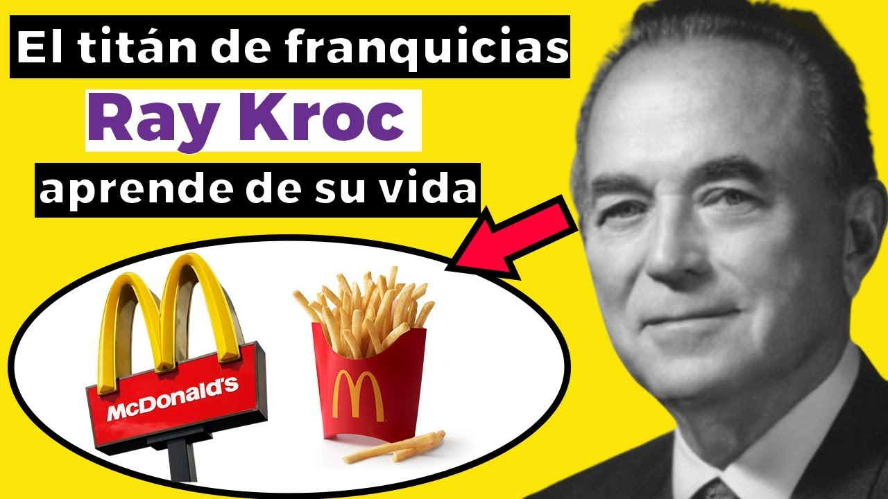 Cómo Ray Kroc a sus 52 años creó el imperio de McDonald's y se convirtió en villano para algunos