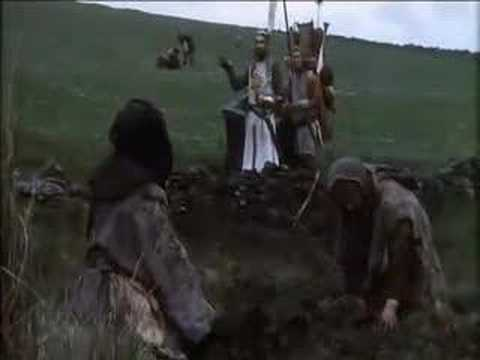 Holy grail peasant quotes