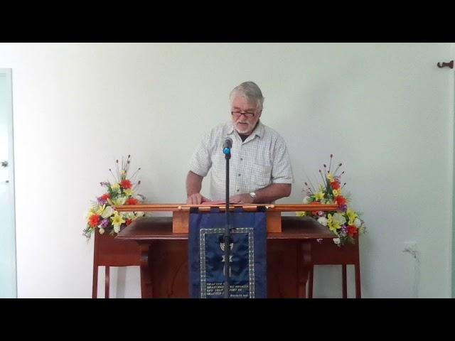 Sermon - Sword of the Spirit (Eph 6:17)