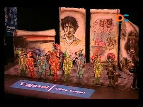 Comparsa La Banda del Capitán Veneno PRELIMINARES   Actuación Completa   Carnaval de Cádiz 2008