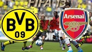 Rzuty karne w FIFA 13.