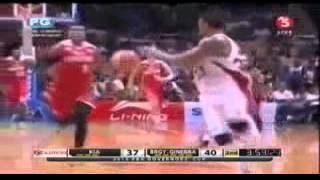 Orlando Johnson Top 5 dunks!