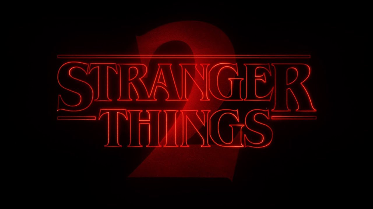 Stranger Things 2 Main Title Youtube