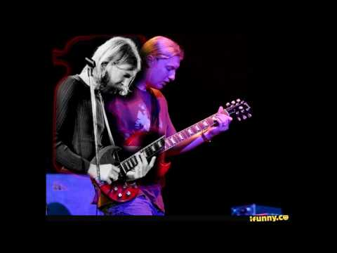 The Allman Brothers – Dreams solo backing track
