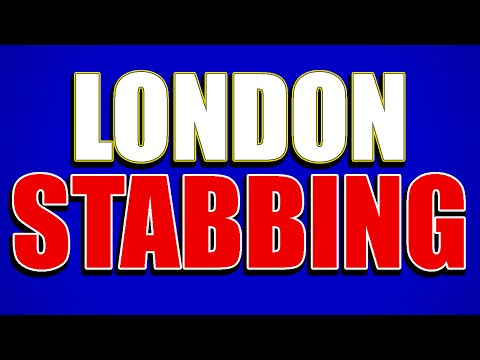 London knife attack Gary Johnson comments and breakdown isis attack 1 dead several injured