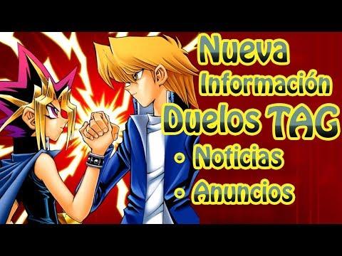 Nueva Información sobre Duelos TAG, Noticias y Anuncios Yu-Gi-Oh! Duel Links