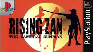 Longplay of Rising Zan: The Samurai Gunman