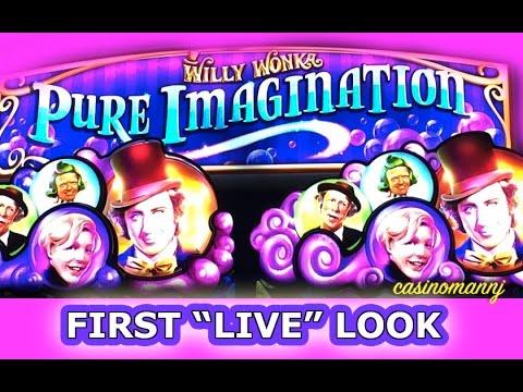 imagination slot machine