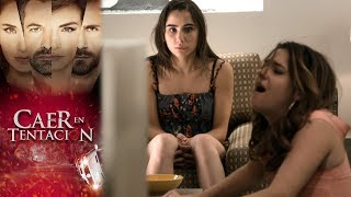 Lola es testigo de un crimen | Caer en tentación - Televisa