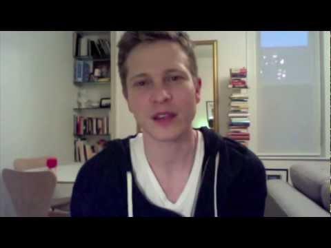Matt Czuchry Sends Thanks Thru #OpApp2012