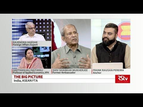 The Big Picture: India-ASEAN FTA